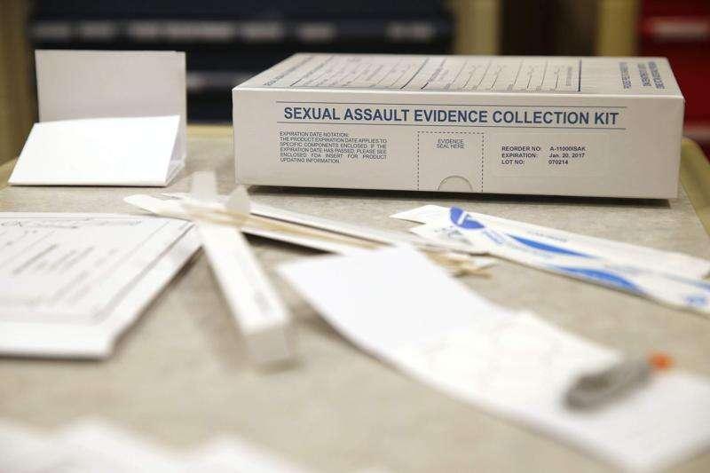 Iowa making plans for 4,200 untested rape kits