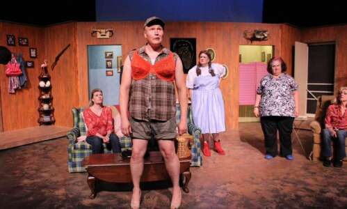 Review: 'Doublewide' fun at Amana's Old Creamery Theatre