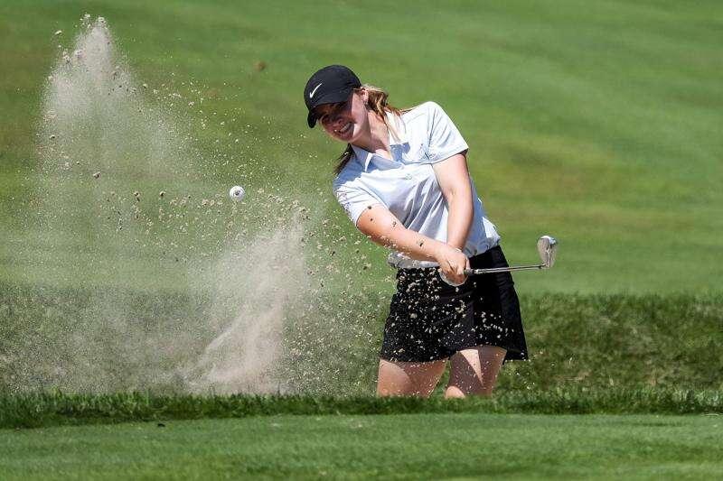 Hard work pays for Xavier golfer Ellie Braksiek