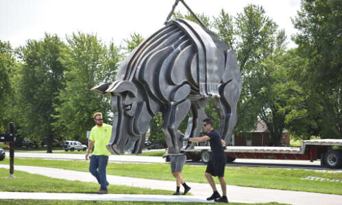 Floyd of Rosedale comes home to Fort Dodge