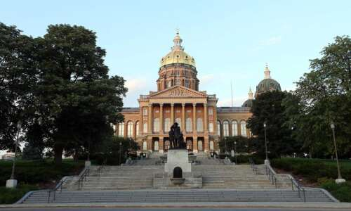 Iowa Democrats 'deserve a place at the table'