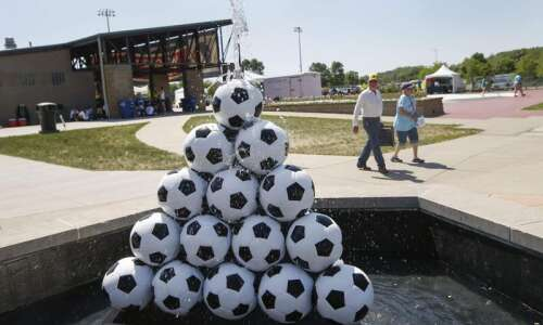 Iowa high school boys' soccer state tournament postponed