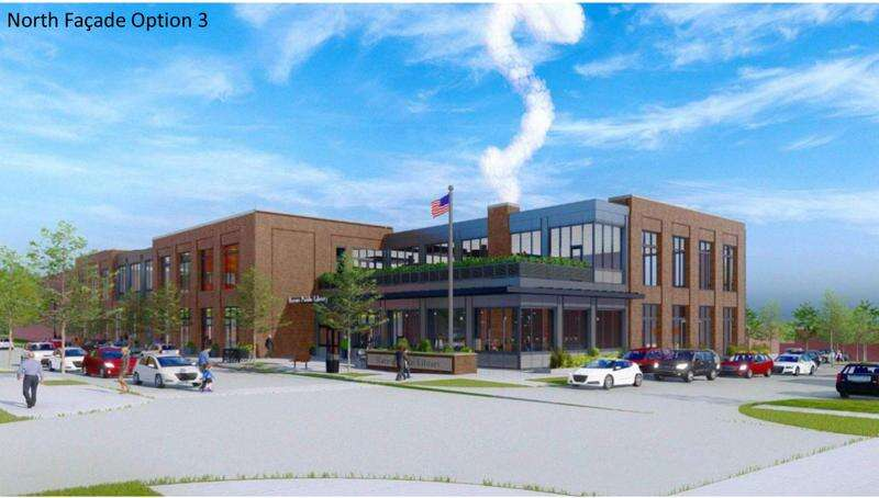 Marion library raises $2.5 million for new building so far