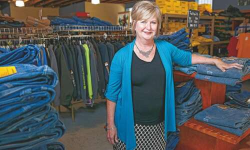 Kieck's Career Apparel specializes in career wear and uniforms