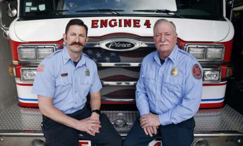 As firefighting father retires from CRFD, sons carry on 'family…