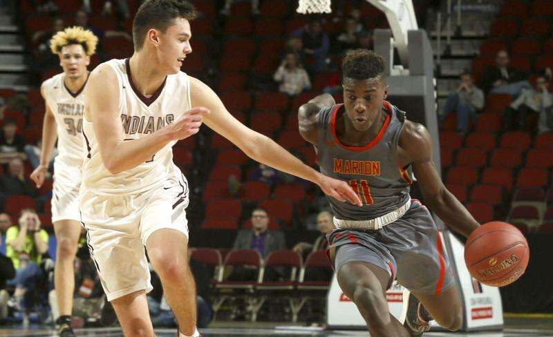 Iowa high school boys' basketball rankings: Marion is No. 1 for first time in school history