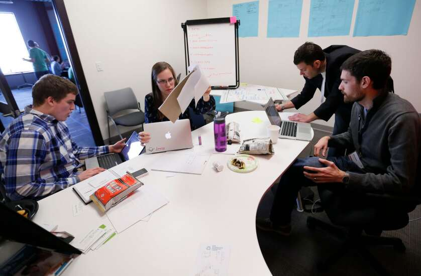 Six named for spring Iowa Startup Accelerator