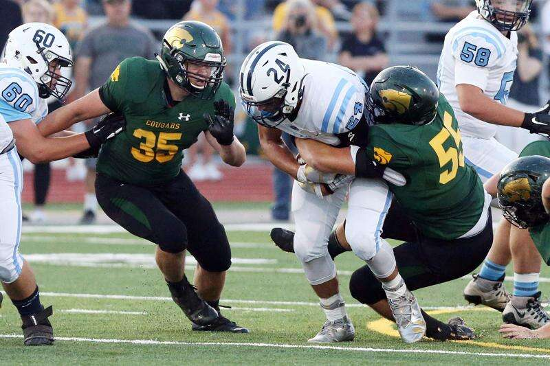Cedar Rapids Kennedy embraces challenge in top-10 showdown with West Des Moines Valley