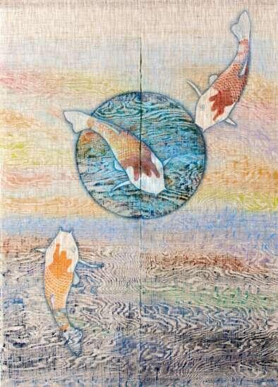 "Vesterheim Museum presents an online conversation with ""Water"" artists on April 24"
