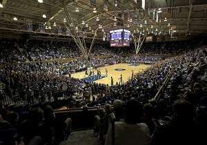 The best and worst college basketball gyms