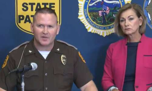 Replay: Reynolds' Wednesday news conference about ISP deployment to border