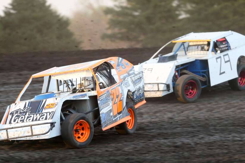 Mitch Swinton dedicates himself to Lil' Racer Car Club
