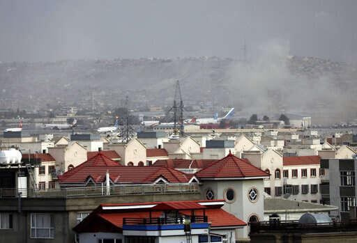 12 U.S troops, 60 Afghans killed in Kabul airport attack