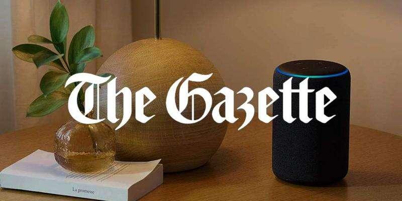 The Gazette Daily News Podcast - Listen to Today's Iowa News on Your Amazon Alexa