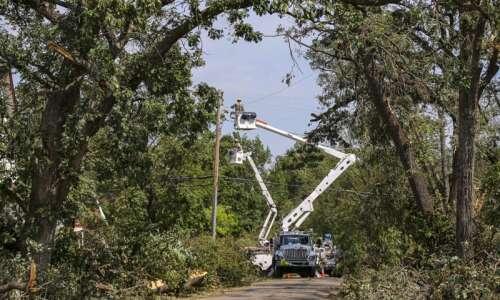 Alliant Energy again vows 'majority' of Cedar Rapids customers will…