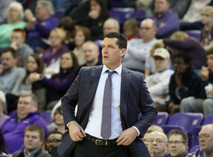 UNI's Ben Jacobson is MVC Coach of the Year