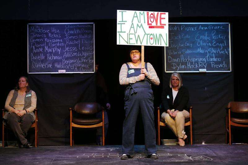 '26 Pebbles' at Giving Tree Theater explores ripple effects of Sandy Hook murders