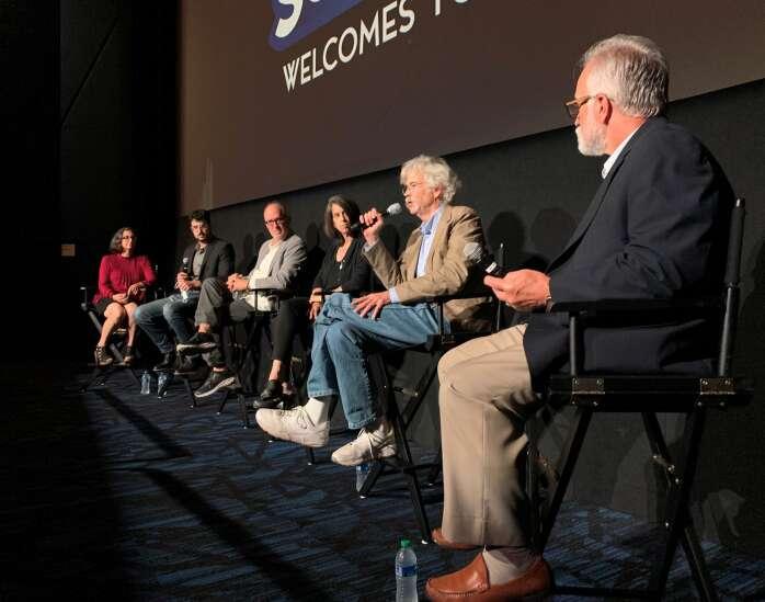 Pulitzer Prize winner Art Cullen speaks on the future of journalism in 'Storm Lake'