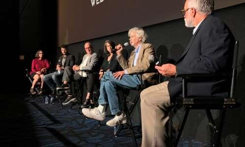 Pulitzer Prize-winning Iowan speaks on journalism's future in new documentary