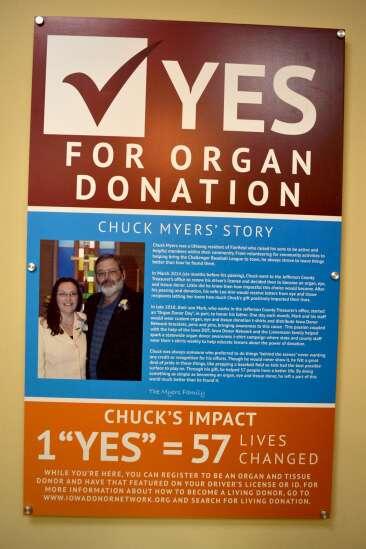 Fairfield man's tissue donation helps 57 people