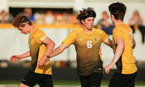 Vinton-Shellsburg has built a winning boys' soccer program