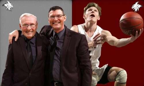Gazette all-area boys' basketball 2018-19: North Linn's Hilmers awarded top…