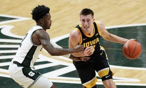 Iowa's Joe Wieskamp is Big Ten men's basketball Player of…