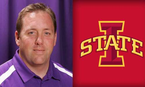 Kyle Green leaving UNI men's basketball for Iowa State position