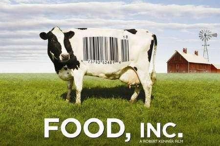 Plan a potluck for 'Food, Inc.' screening