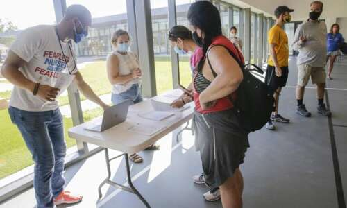 Linn supervisors approve guidelines for federal pandemic funding