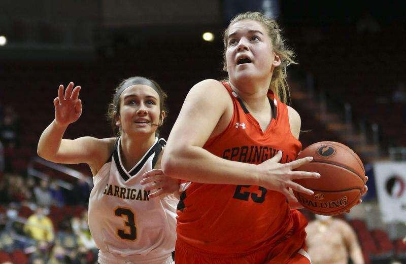 2021-22 preseason Iowa high school girls' basketball rankings, first draft
