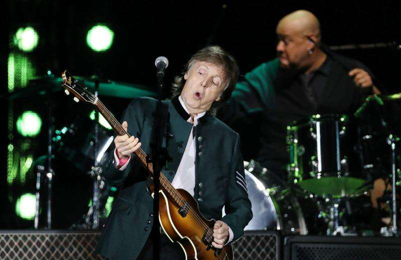Paul McCartney is coming back to Iowa, this time to the Quad Cities in 2019