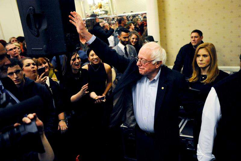 Fact Checker: Just how effective was Bernie Sanders with a Republican Congress?