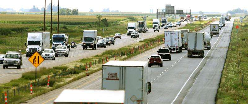 Iowa DOT sees many automated cars in I-80's future