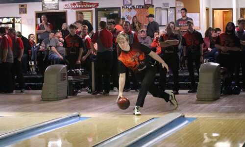 West Delaware bowlers ready for more success