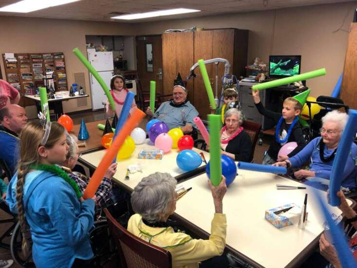United Presbyterian Home day care, UP With Kids, sees positive results with intergenerational activities