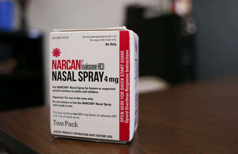 New state program mails free opioid overdose-reversal kits to Iowans