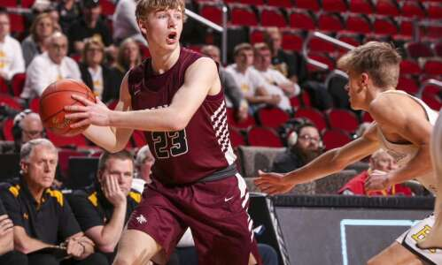 North Linn's Dylan Kurt glad he 'risked it' this season