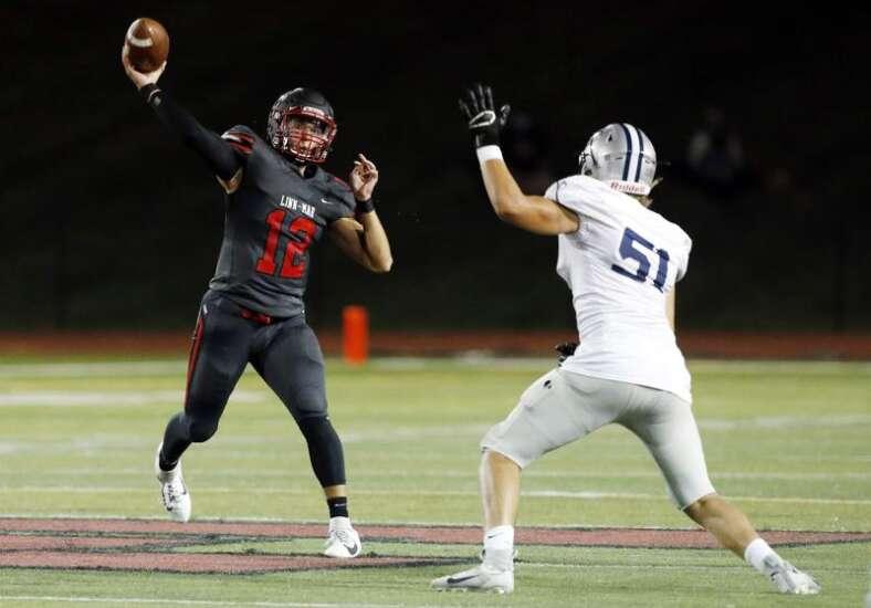 Iowa high school football Week 3 rewind: Iowa City High, Linn-Mar now 3-0