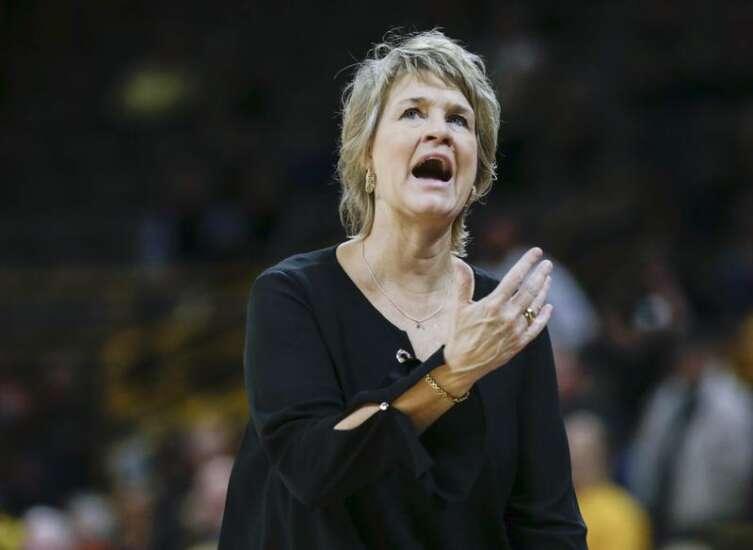 Iowa women's basketball has cold start to Big Ten play at Nebraska