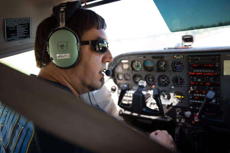Young Eagles gives kids a chance to fly