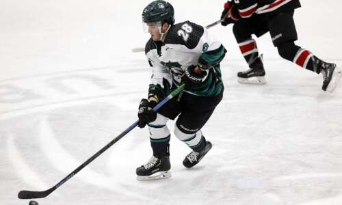 Season ends for Cedar Rapids RoughRiders with Game 4 loss…