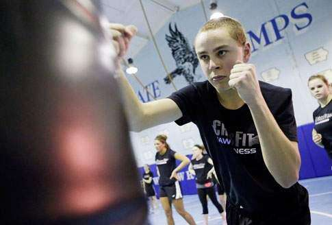 Cedar Rapids school's gym class earns statewide recognition