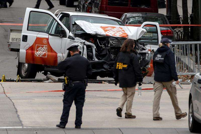 Trump pushes again for restrictions on visa programs used by alleged NY attacker