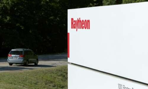 Raytheon considers $1 billion sale of repair unit