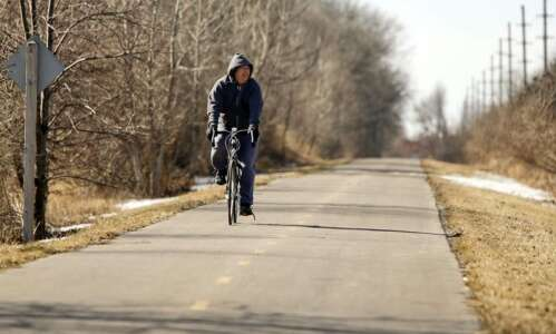 As Iowa trails become more crowded, follow these rules and…