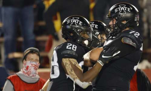 Jeff Myers wants to continue to grow Iowa State offensive…
