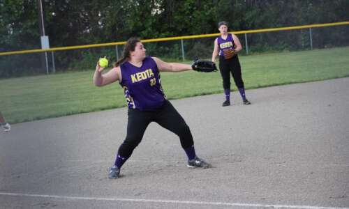 Keota softball stays winless