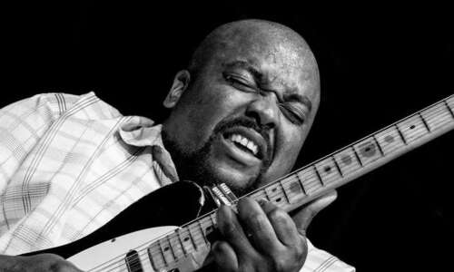 Shawn Holt brings blues to NewBo City Market free concert