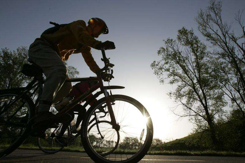 'Missing link' Ely to Solon bike trail gets federal funding